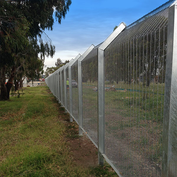 WELDMESH / HIGH SECURITY FENCING